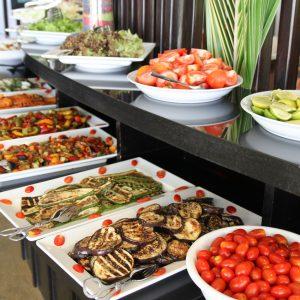 Hotel Buffet Lunch
