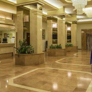 המלון מבפנים